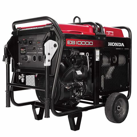 Honda Power Equipment EB10000 in Greenville, North Carolina