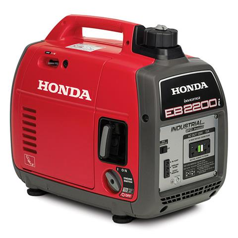 Honda Power Equipment EB2200i in Clinton, South Carolina
