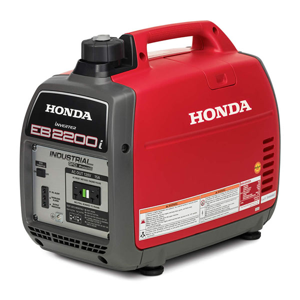 Honda Power Equipment EB2200i in West Bridgewater, Massachusetts - Photo 2