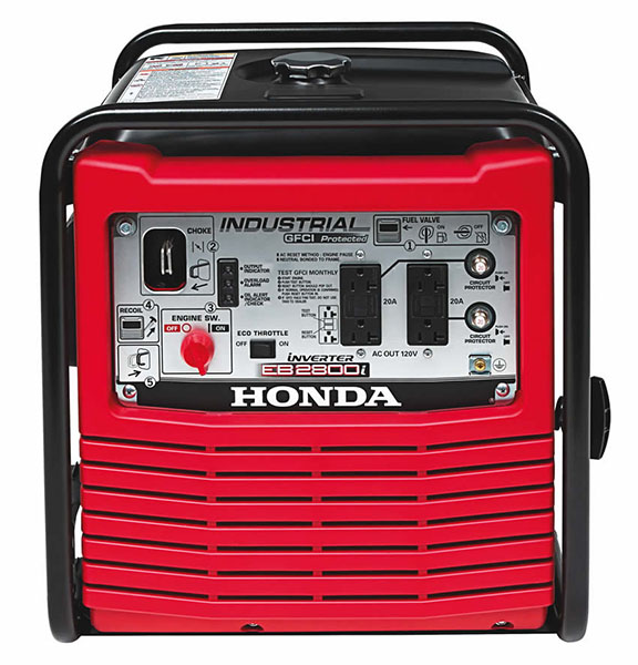Honda Power Equipment EB2800i in Visalia, California - Photo 3