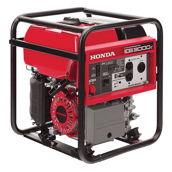 Honda Power Equipment EB3000c in Anchorage, Alaska