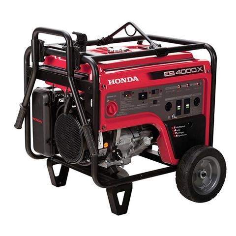 Honda Power Equipment EB4000 in Stillwater, Oklahoma