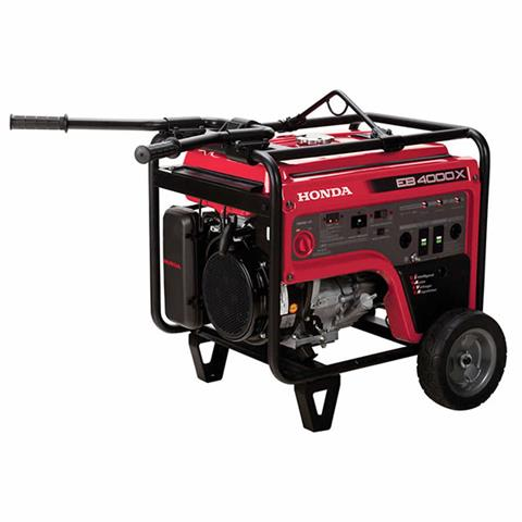 2019 Honda Power Equipment EB4000 in Queens Village, New York