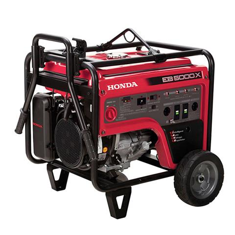 Honda Power Equipment EB5000 in Clinton, South Carolina