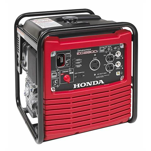 Honda Power Equipment EG2800i in Concord, New Hampshire