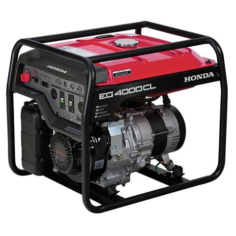 Honda Power Equipment EG4000 in Greenville, North Carolina
