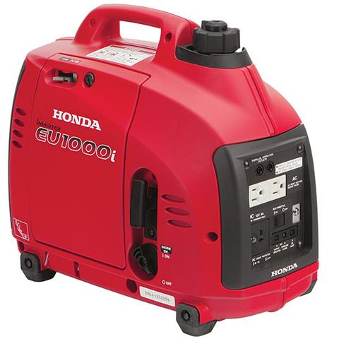 Honda Power Equipment EU1000i in Stillwater, Oklahoma