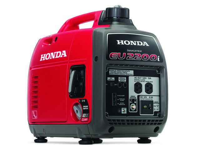 Honda Power Equipment EU2200i in Greenville, North Carolina