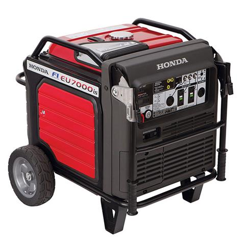 Honda Power Equipment EU7000iS in Visalia, California