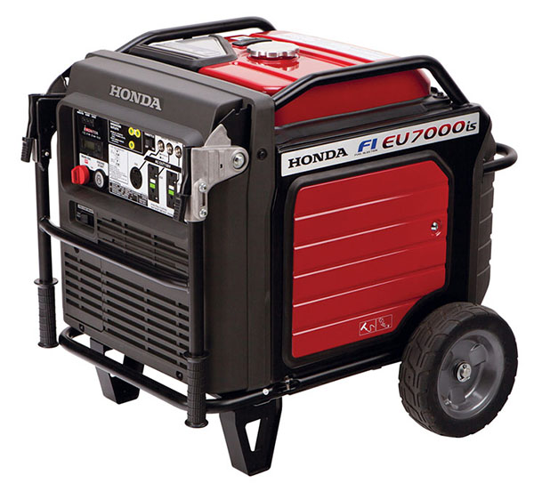 Honda Power Equipment EU7000iS in Greenville, North Carolina