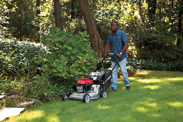 2019 Honda Power Equipment Hrr216vla Lawn Mowers