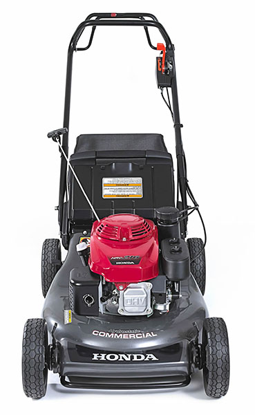 2019 Honda Power Equipment HRC216HDA in Aurora, Illinois