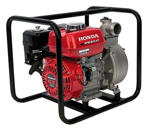 2019 Honda Power Equipment WB20 in Lakeport, California