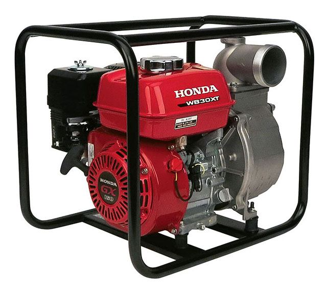 2019 Honda Power Equipment WB30 in Danbury, Connecticut