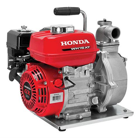 2019 Honda Power Equipment WH15 in Lakeport, California