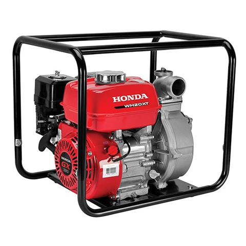 Honda Power Equipment WH20 in Greenville, North Carolina