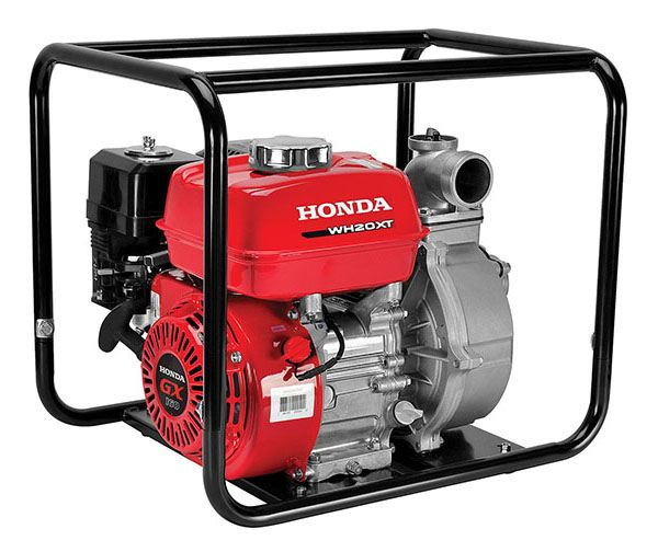 Honda Power Equipment WH20 in Littleton, New Hampshire