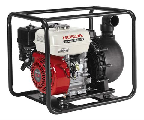 Honda Power Equipment WMP20 in Anchorage, Alaska - Photo 1