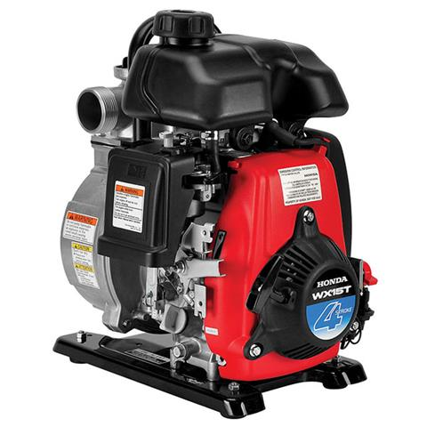 Honda Power Equipment WX15 in Greenville, North Carolina