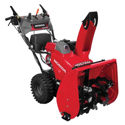 Honda Power Equipment HSS724AWD in Concord, New Hampshire