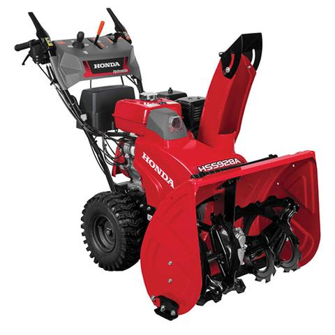 2019 Honda Power Equipment HSS928AWD in West Bridgewater, Massachusetts