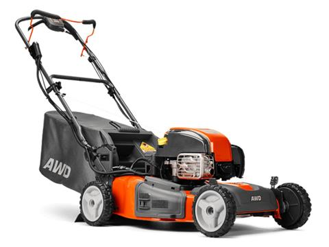 Husqvarna Power Equipment HU725AWDEX 22 in. Briggs & Stratton EXI AWD in Terre Haute, Indiana