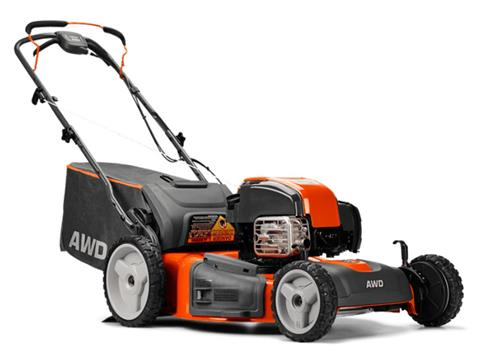 Husqvarna Power Equipment HU725AWDHQ 22 in. Briggs & Stratton QPT AWD in Petersburg, West Virginia