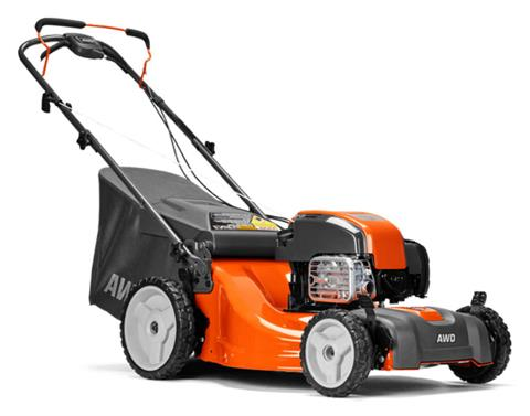 Husqvarna Power Equipment LC221AH 21 in. Briggs & Stratton W-26 EXI AWD in Duncansville, Pennsylvania