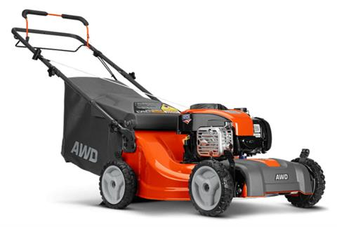 Husqvarna Power Equipment LC221A 21 in. Briggs & Stratton W-26 EXI AWD in Petersburg, West Virginia