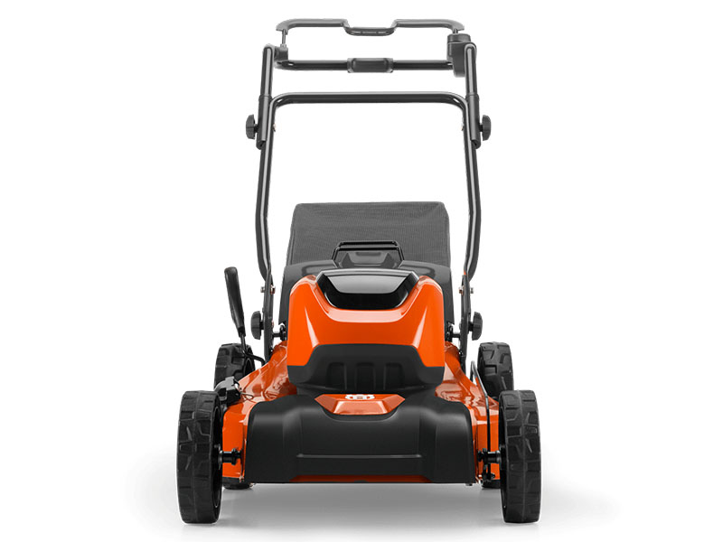 Husqvarna Power Equipment LE121P 21 in. w/ Batteries Push in Unity, Maine - Photo 9