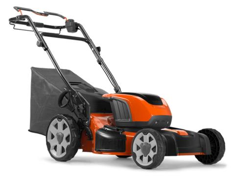 Husqvarna Power Equipment LE221R 20 in. w/ Batteries Self-Propelled in Terre Haute, Indiana