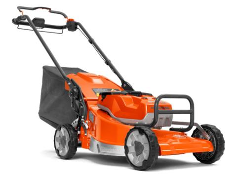 Husqvarna Power Equipment W520i 20 in. Self-propelled in Berlin, New Hampshire
