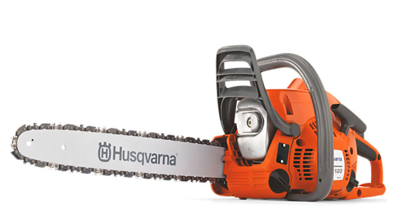 Husqvarna Power Equipment 120 Mark II 14 in. bar in Berlin, New Hampshire