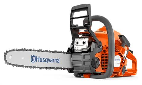 Husqvarna Power Equipment 130 16 in. bar Chainsaw in Berlin, New Hampshire