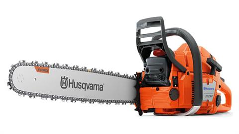 Husqvarna Power Equipment 372 XP X-TORQ 20 in. bar in Payson, Arizona