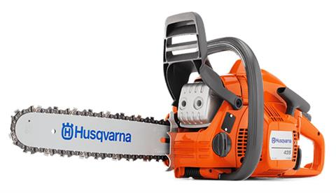 Husqvarna Power Equipment 435 18 in. bar CraftBX in Hancock, Wisconsin
