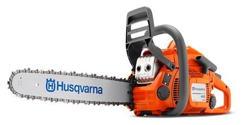 Husqvarna Power Equipment 440 II e-series 18 in. bar LWS Saw Bay in Berlin, New Hampshire