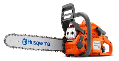 Husqvarna Power Equipment 440e II 18 in. Chainsaw in Berlin, New Hampshire
