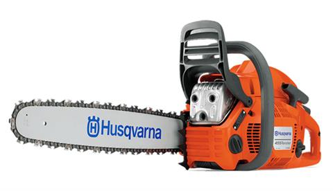 Husqvarna Power Equipment 455 Rancher 20 in. bar LWS in Petersburg, West Virginia