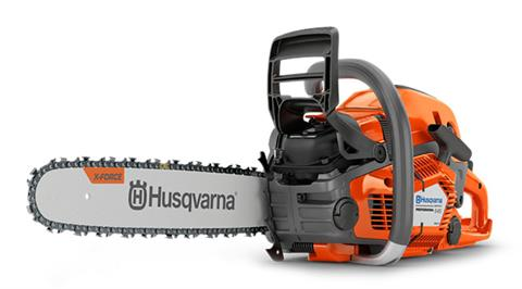 Husqvarna Power Equipment 545 Mark II 20 in. bar X-Force Chainsaw in Francis Creek, Wisconsin