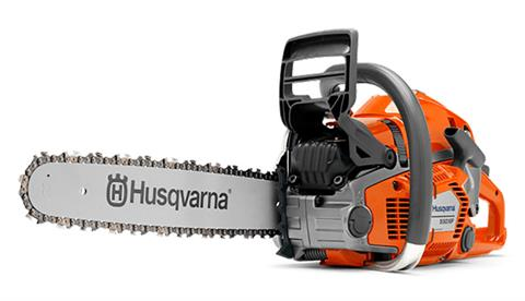 Husqvarna Power Equipment 550 XP 18 in. bar H30 RSN in Hancock, Wisconsin