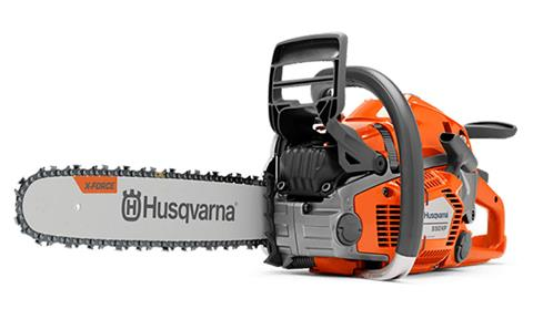 Husqvarna Power Equipment 550 XP TrioBrake 20 in. bar in Terre Haute, Indiana