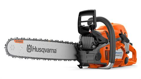 Husqvarna Power Equipment 555 18 in. bar 0.058 ga. in Walsh, Colorado