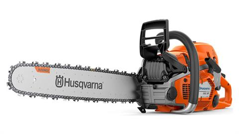 Husqvarna Power Equipment 562 XP 18 in. bar 0.063 ga. in Berlin, New Hampshire