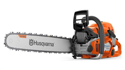 Husqvarna Power Equipment 562 XP 24 in. bar 0.058 ga. in Berlin, New Hampshire