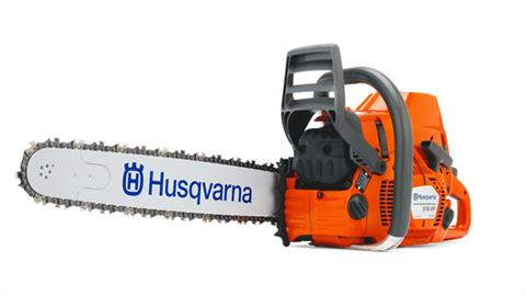 Husqvarna Power Equipment 576 XP AutoTune 20 in. bar in Walsh, Colorado