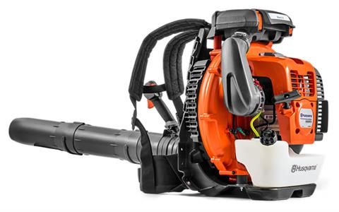 Husqvarna Power Equipment 580BTS Mark II Leaf Blower in Saint Johnsbury, Vermont