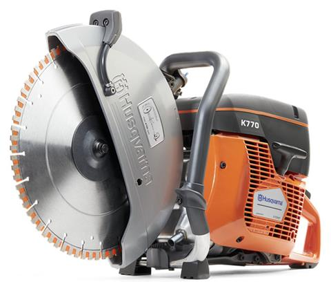 Husqvarna Power Equipment K 770 14 in. Power Cutter in Berlin, New Hampshire