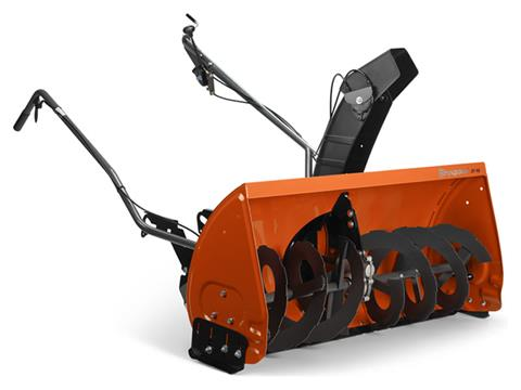Husqvarna Power Equipment 42 in. 2-Stage Snow Thrower (Manual lift) in Petersburg, West Virginia