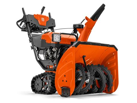Husqvarna Power Equipment ST 424T Snow Blower in Gaylord, Michigan